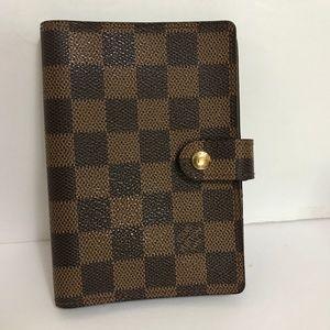 Louis Vuitton Bags - Louis Vuitton Agenda Damier PM size